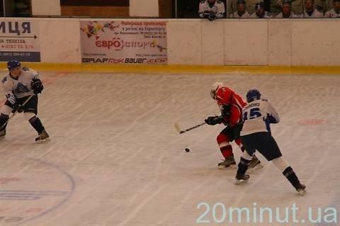 Вінничани ледь не створили хокейну сенсацію (ФОТО), фото-5