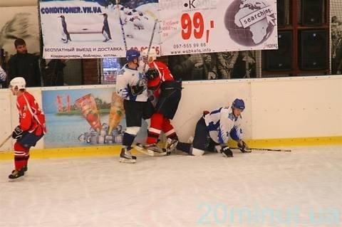 Вінничани ледь не створили хокейну сенсацію (ФОТО), фото-7