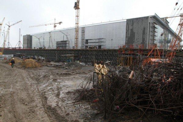 В Донецке завершено строительство самой высокой в Украине аэродромно-диспетчерской вышки, фото-2