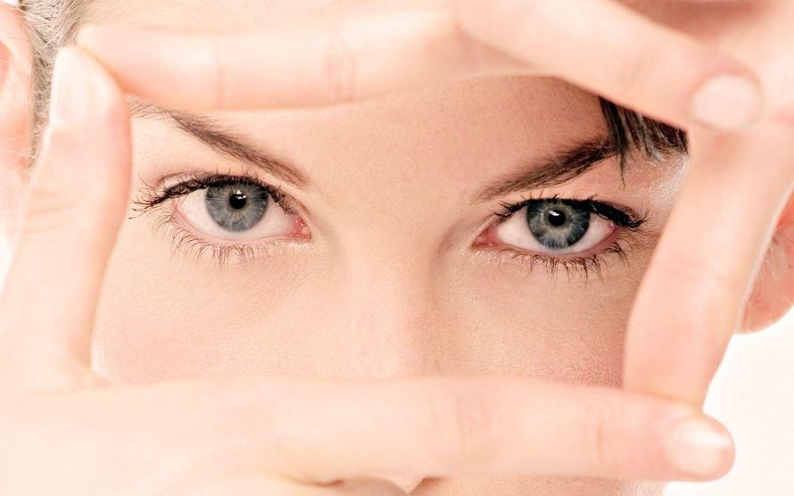 восстановление зрения (в любом падеже )