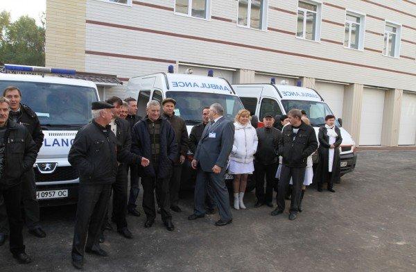В Донецке открылся Центр экстренной медицинской помощи и медицины катастроф (фото), фото-3