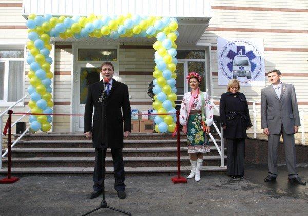 В Донецке открылся Центр экстренной медицинской помощи и медицины катастроф (фото), фото-5