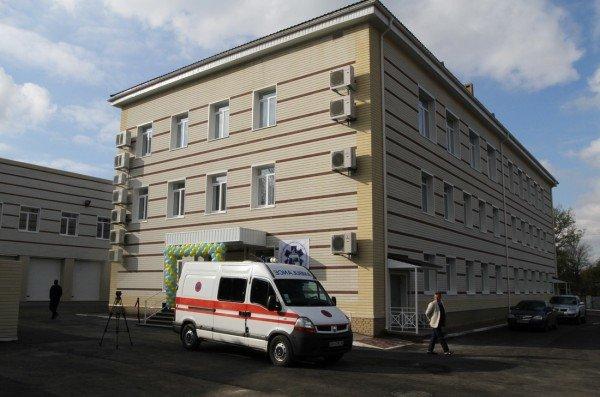 В Донецке открылся Центр экстренной медицинской помощи и медицины катастроф (фото), фото-7