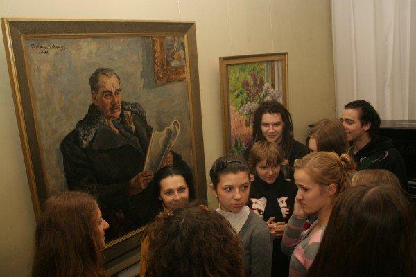 Донецк открыл выставку работ Петра Кончаловского (фото), фото-1