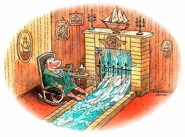 Работа Сергея Семендяева попала в число лучших на Международном Конкурсе Карикатур в Стамбуле, фото-1