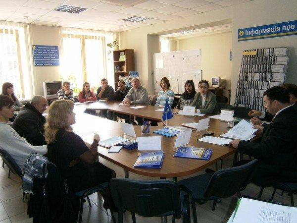 В Тернополі безробітних вчили відкривати власний бізнес, фото-1