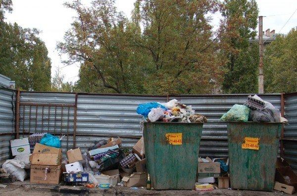 Несколько крупных микрорайонов Николаева рискуют оказаться в завалах мусора (ФОТО), фото-1
