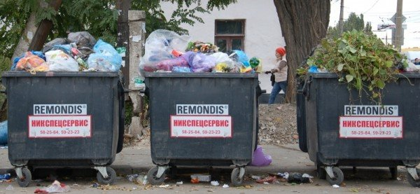 Несколько крупных микрорайонов Николаева рискуют оказаться в завалах мусора (ФОТО), фото-5