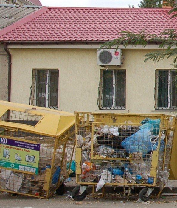 Несколько крупных микрорайонов Николаева рискуют оказаться в завалах мусора (ФОТО), фото-6