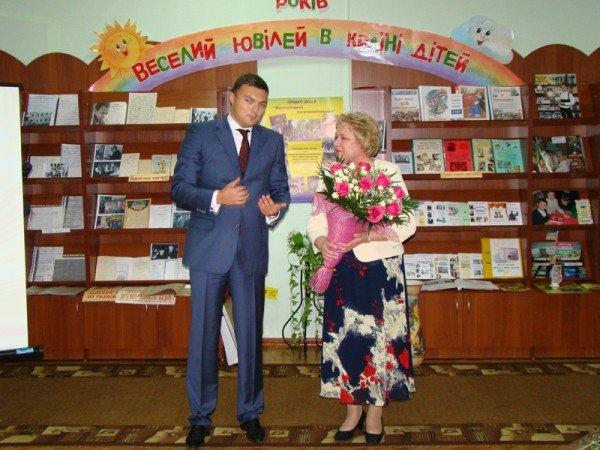 90-летний юбилей отметила библиотека имени Лягина (ФОТО), фото-1