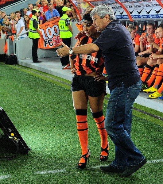 Как футболисты «Шахтера» спелись с Гайтаной (фото, видео), фото-1