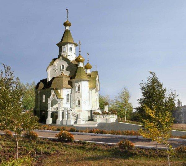 Отец Константин просит артемовских депутатов помочь достроить церковь, фото-2