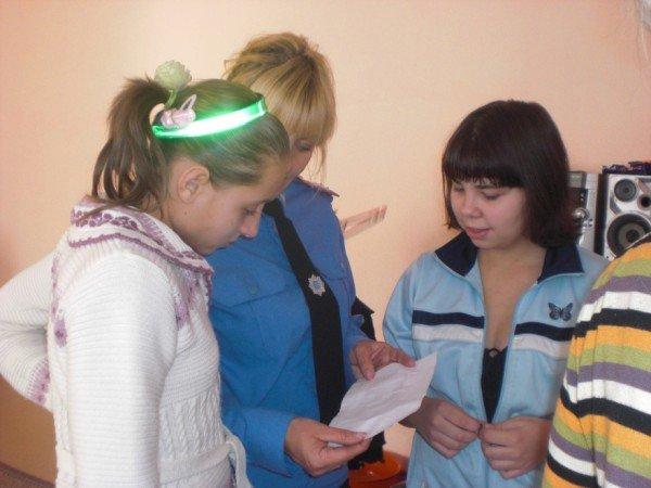 Милиционеры навестили воспитанников детского приюта (ФОТО), фото-5