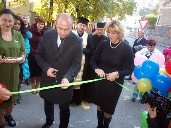 В Тернополі відкрили центр соціальної реабілітації дітей-інвалідів, фото-1
