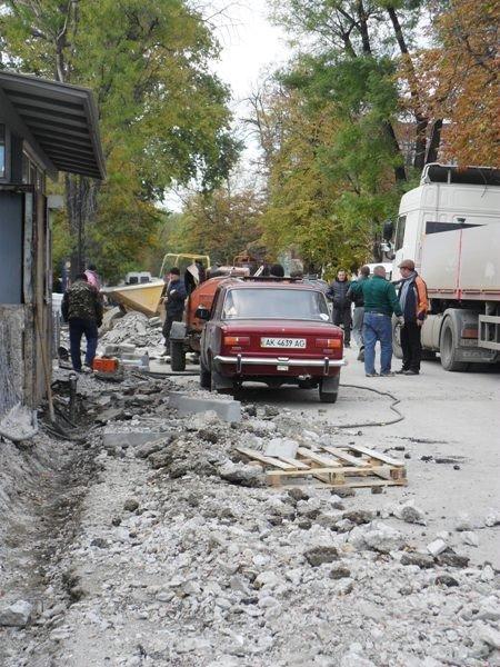 В понедельник откроют улицу Горького после реконструкции (фото), фото-2
