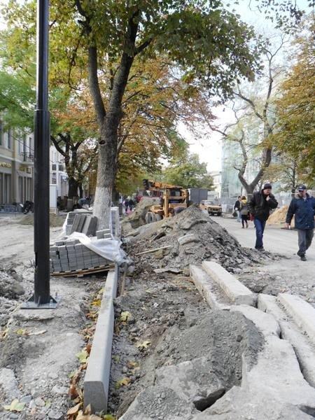 В понедельник откроют улицу Горького после реконструкции (фото), фото-4