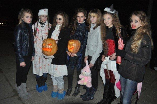 В Симферополе празднование Хэллоуина переросло в драку (фото), фото-1