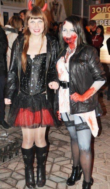 В Симферополе празднование Хэллоуина переросло в драку (фото), фото-2