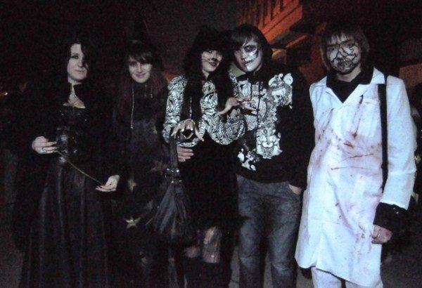 В Симферополе празднование Хэллоуина переросло в драку (фото), фото-3