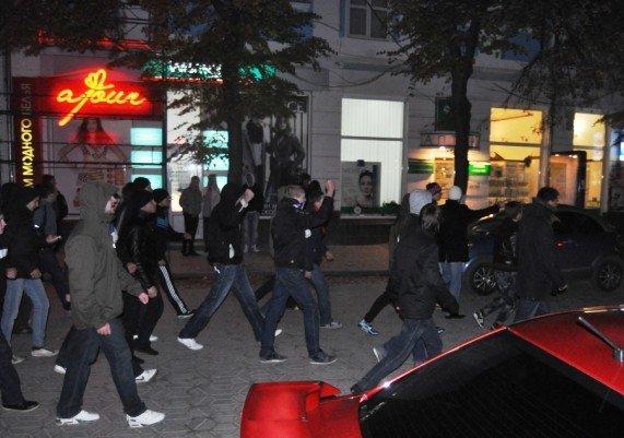 В Симферополе празднование Хэллоуина переросло в драку (фото), фото-6