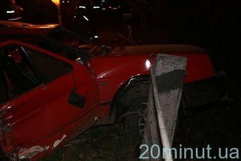 Поблизу Вінниці автомобіль розірвало навпіл (ФОТО), фото-5