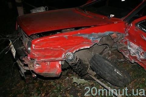 Поблизу Вінниці автомобіль розірвало навпіл (ФОТО), фото-6