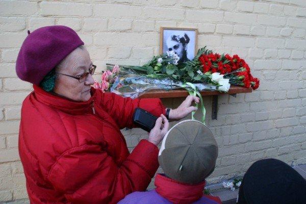 В Донецке Лилия Подкопаева открыла мемориальную доску, посвященную пятикратной олимпийской чемпионке  Полине Астаховой (фото), фото-11
