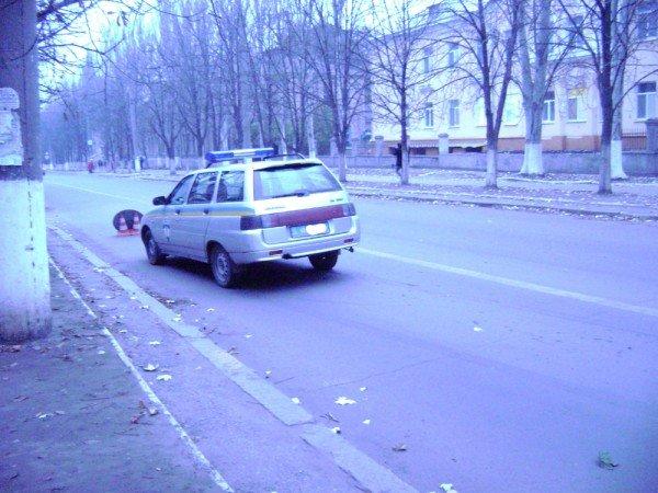 В Артемовске студента-первокурсника сбили на пешеходном переходе, фото-2