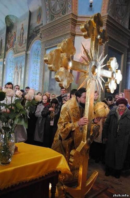 В Житомире на Свято-Успенский храм скоро установят позолоченные кресты (ФОТО), фото-5