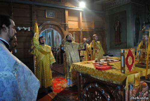 В Житомире на Свято-Успенский храм скоро установят позолоченные кресты (ФОТО), фото-6