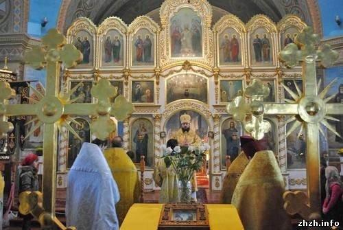 В Житомире на Свято-Успенский храм скоро установят позолоченные кресты (ФОТО), фото-8