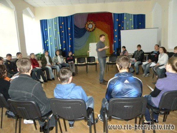 В Бердичеві допомагали дітям-сиротам знайти своє місце в житті, фото-2