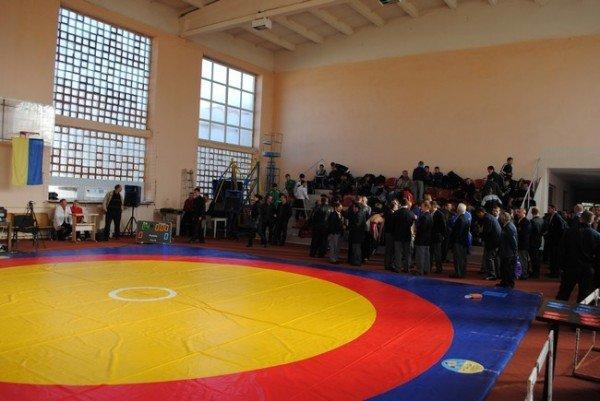 У Мукачеві стартував чемпіонат України з греко-римської боротьби, фото-1