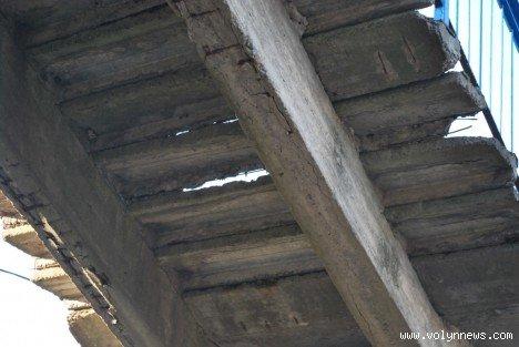 Молодь подякувала владі за міст з дірками (ФОТО), фото-6