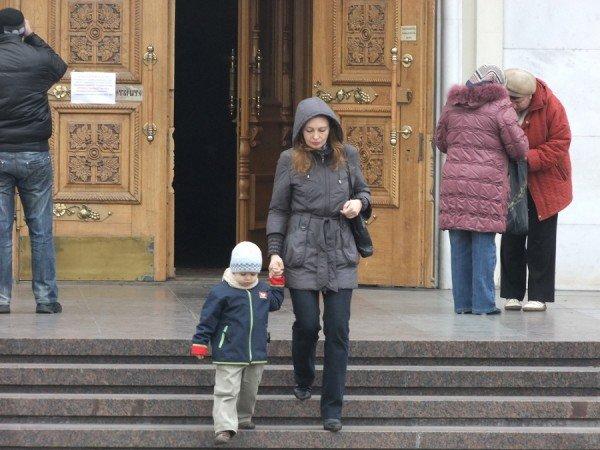 В Донецке молились за здоровье митрополита Владимира (фото), фото-2