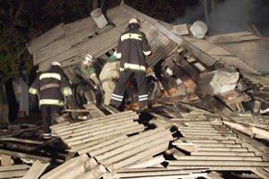 В Донецке взорвался морг - здание в 200 квадратных метров полностью разрушено (фото), фото-2