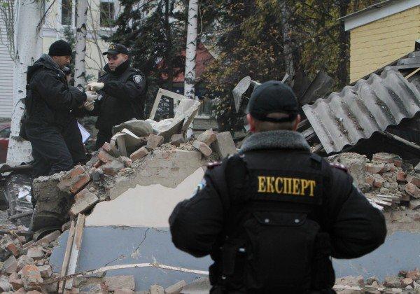 Взрыв морга чудом не уничтожил всю Донецкую железнодорожную больницу (новые подробности, фото), фото-3