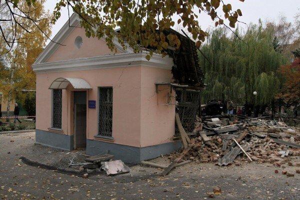 Взрыв морга чудом не уничтожил всю Донецкую железнодорожную больницу (новые подробности, фото), фото-5