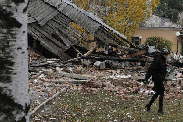 Взрыв морга чудом не уничтожил всю Донецкую железнодорожную больницу (новые подробности, фото), фото-6