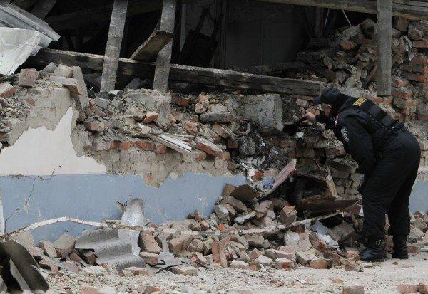 Взрыв морга чудом не уничтожил всю Донецкую железнодорожную больницу (новые подробности, фото), фото-7