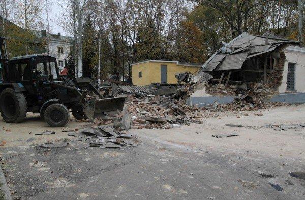 Взрыв морга чудом не уничтожил всю Донецкую железнодорожную больницу (новые подробности, фото), фото-8