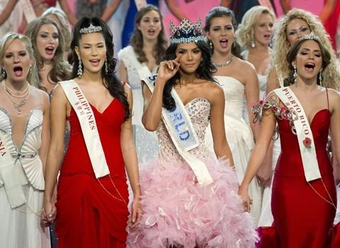 «Міс Світу 2011» стала венесуельська красуня (фото, відео), фото-11