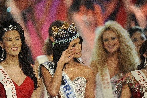 «Міс Світу 2011» стала венесуельська красуня (фото, відео), фото-4