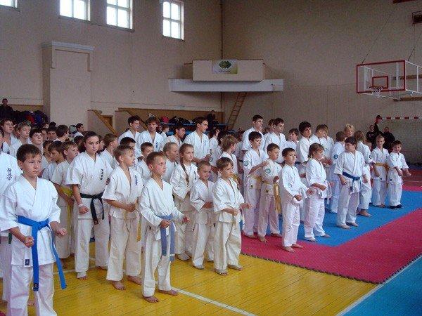 У Тернополі відбувся всеукраїнський турнір з карате Кіокушинкай, фото-2
