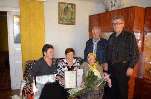 Жительнице Житомира исполнилось 100 лет! (ФОТО), фото-4