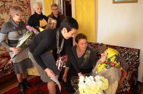 Жительнице Житомира исполнилось 100 лет! (ФОТО), фото-5
