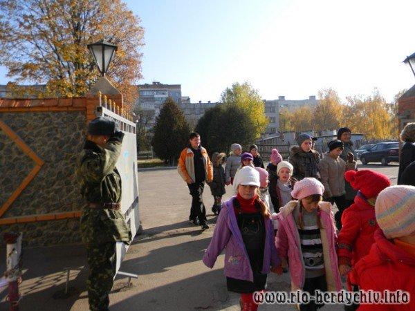 У 26 Бердичівської артилерійської бригади - День відкритих дверей, фото-1