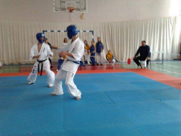 Житомирські спортсмени повернулися додому з Чемпіонату України з кіокушинкай карате, фото-5