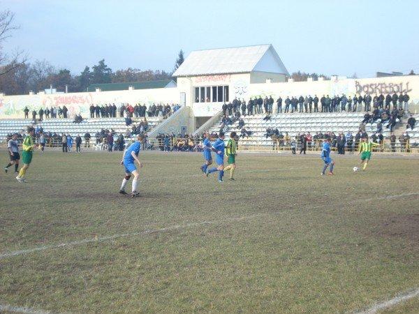 Володаром Кубка  Житомирського району з футболу 2011 року стала команда «Танкіст», фото-1