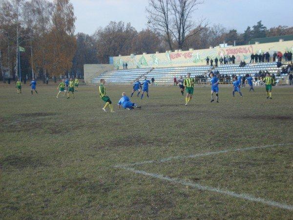 Володаром Кубка  Житомирського району з футболу 2011 року стала команда «Танкіст», фото-2